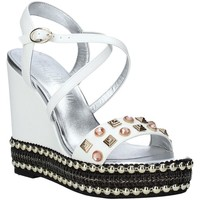 Schoenen Dames Sandalen / Open schoenen Fracomina FC19SM2037 Wit