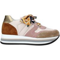 Schoenen Dames Lage sneakers Triver Flight 232-07E Roze