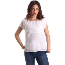 Textiel Dames Tops / Blousjes NeroGiardini P962470D Wit