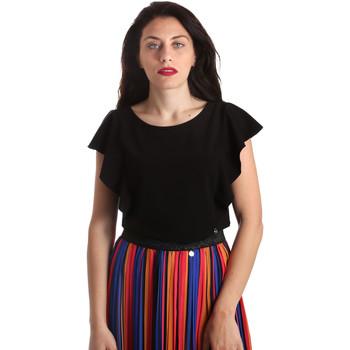 Textiel Dames Tops / Blousjes Nero Giardini P962510D Zwart