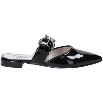Schoenen Dames Espadrilles Grace Shoes 521008 Zwart