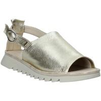 Schoenen Dames Sandalen / Open schoenen Valleverde 41152 Geel