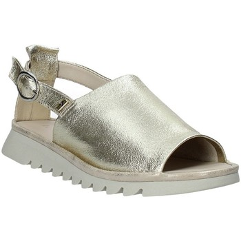 Schoenen Dames Sandalen / Open schoenen Valleverde 41152 Jaune