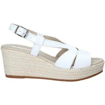 Schoenen Dames Sandalen / Open schoenen Valleverde 32211 Blanc