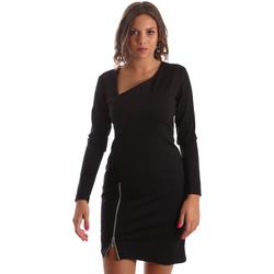 Textiel Dames Korte jurken Byblos Blu 2WD0008 TE0011 Zwart