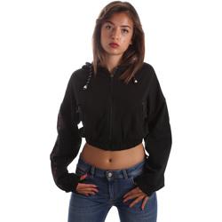 Textiel Dames Sweaters / Sweatshirts Byblos Blu 2WF0005 TE0042 Zwart