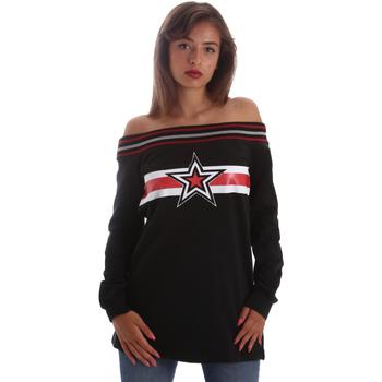 Textiel Dames Truien Byblos Blu 2WF0006 TE0043 Zwart