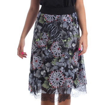 Textiel Dames Rokken Smash S1928417 Zwart