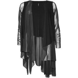 Textiel Dames Tops / Blousjes Smash S1953411 Zwart