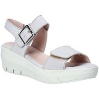 Schoenen Dames Sandalen / Open schoenen Grunland SA1881 Wit