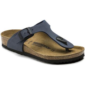 Schoenen Kinderen Slippers Birkenstock 345443 Blauw