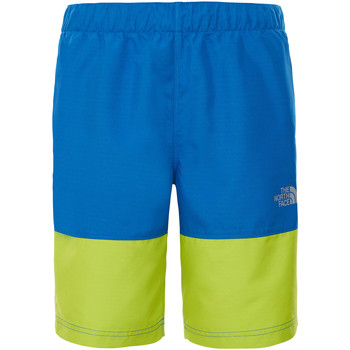 Textiel Kinderen Zwembroeken/ Zwemshorts The North Face T93NNH Bleu