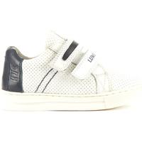 Schoenen Kinderen Lage sneakers Lumberjack SB22405 004 P16 Blanc