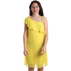 Textiel Dames Korte jurken Gaudi 911FD15011 Geel