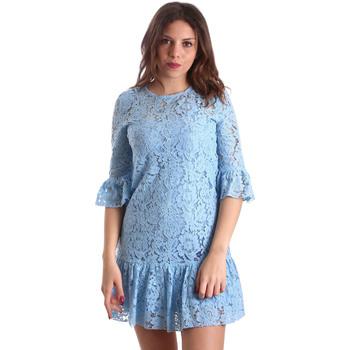 Textiel Dames Korte jurken Gaudi 911BD15009 Blauw