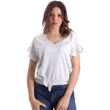 Textiel Dames Tops / Blousjes Gaudi 911BD53010 Grijs
