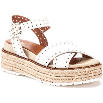 Schoenen Dames Sandalen / Open schoenen Lumberjack SW43706 004 B01 Wit