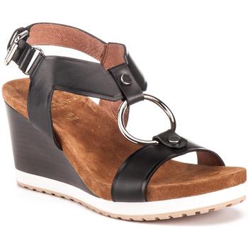 Schoenen Dames Sandalen / Open schoenen Lumberjack SW56506 003 B01 Zwart