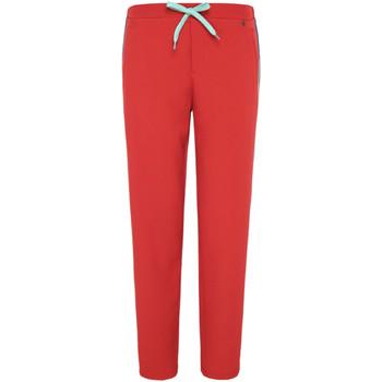 Textiel Dames Trainingsbroeken Pepe jeans PL211284 Rouge