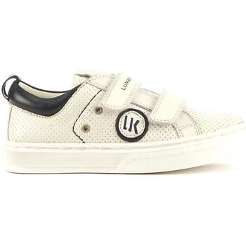 Schoenen Kinderen Lage sneakers Lumberjack SB28705 012 P15 Blanc