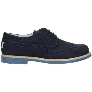 Schoenen Kinderen Derby Melania ME6219F9E.K Bleu