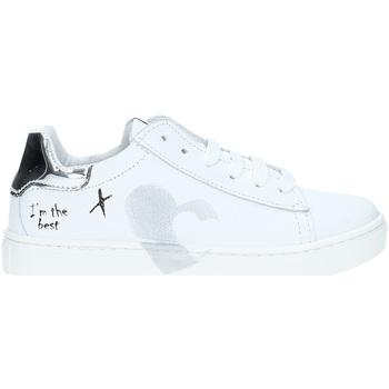 Schoenen Kinderen Lage sneakers Melania ME6246F9E.A Blanc