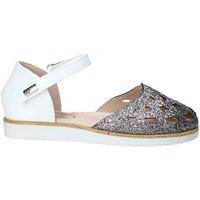 Schoenen Meisjes Sandalen / Open schoenen Miss Sixty S19-SMS580 Wit