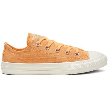 Schoenen Kinderen Lage sneakers Converse 364194C Oranje