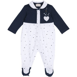 Textiel Kinderen Jumpsuites / Tuinbroeken Chicco 09021783000000 Bleu