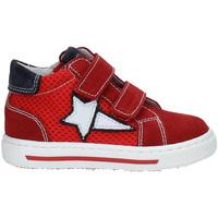 Schoenen Kinderen Hoge sneakers Nero Giardini P923450M Rouge