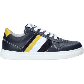 Schoenen Kinderen Lage sneakers Nero Giardini P933557M Bleu