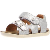 Schoenen Meisjes Sandalen / Open schoenen Naturino 1500763-04-0Q04 Zilver