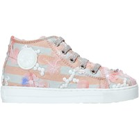 Schoenen Kinderen Hoge sneakers Falcotto 2013571-06-1M17 Rose