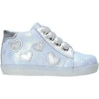 Schoenen Kinderen Hoge sneakers Falcotto 2013846-02-1C73 Bleu