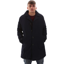 Textiel Heren Mantel jassen U.S Polo Assn. 52327 51919 Blauw