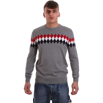 Textiel Heren Truien U.S Polo Assn. 52477 48847 Grijs