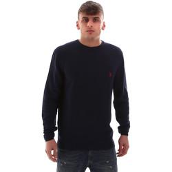 Textiel Heren Truien U.S Polo Assn. 52470 52612 Blauw