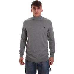 Textiel Heren Truien U.S Polo Assn. 52484 48847 Grijs