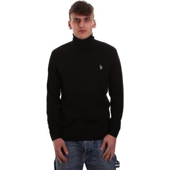 Textiel Heren Truien U.S Polo Assn. 52484 48847 Zwart