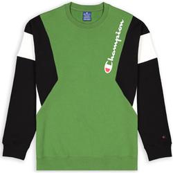 Textiel Heren Sweaters / Sweatshirts Champion 213640 Groen