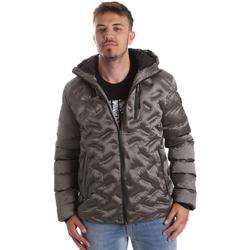 Textiel Heren Dons gevoerde jassen Gaudi 921FU35007 Grijs