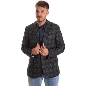 Textiel Heren Jasjes / Blazers Gaudi 921FU35056 Blauw