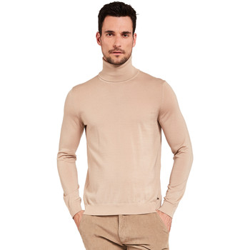 Textiel Heren Truien Gaudi 921FU53001 Beige