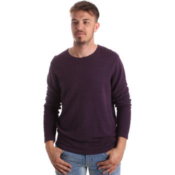 Textiel Heren Truien Gaudi 921FU53017 Paars