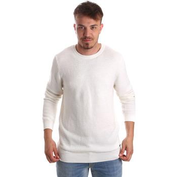 Textiel Heren Truien Gaudi 921FU53020 Wit