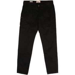 Textiel Heren Chino's Gaudi 921BU25008 Zwart