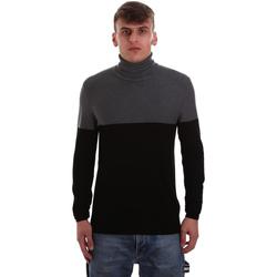 Textiel Heren Truien Gaudi 921BU53011 Zwart