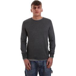 Textiel Heren Truien Gaudi 921BU53036 Grijs