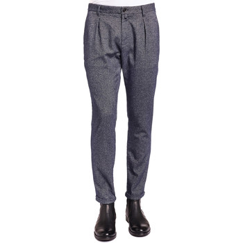 Textiel Heren Anzughosen Gaudi 921BU25018 Blauw