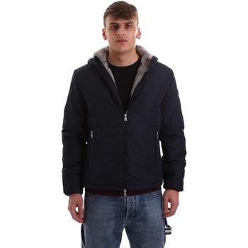 Textiel Heren Trainings jassen Gaudi 921BU35006 Blauw